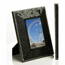 Premier Housewares Opulence Mosaic Photo Frame 4 X 6 Inches - Black