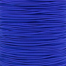 Paracord Planet 2.5mm Elastic Bungee Nylon Shock Cord Crafting Stretch String