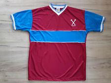 WEST HAM UNITED! replica shirt trikot camiseta jersey kit! EXCELLENT! L - adult#