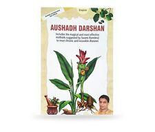 Swami Ramdev Patanjali UK - New Edition Aushadh Darshan Book - English