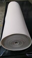 "Automotive Headliner Fabric Lt Parchment 3/16"" Foam Back 15 Yard Upholstery 60"