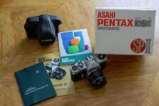 Asahi Pentax Spotmatic SPII + Super Takumar 55 in Originalverpackung