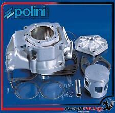 Polini Kit Gruppo Termico Allu Ø60 Aprilia 125 Europa/Pegaso/Red Rose/SX/RX 125R