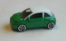 Majorette Opel Adam grün/weiß Auto PKW Car Kleinwagen green/white