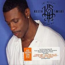Keith Sweat : Best of Keith Sweat, The: Make You Sweat CD (2004) ***NEW***