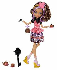 Ever After High Hat-Tastic Cedar Wood Doll BJH32 Hasbro