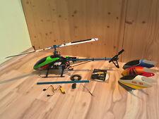 ALIGN T-REX 450 Flybarless RC Helicopter mit Spektrum AR610
