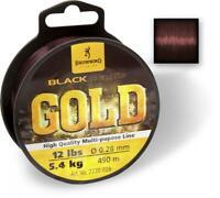 Browning Black Magic Gold Mono Various Sizes
