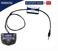 FM Modulator Wired with BLUETOOTH and AUX Input Music