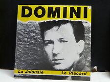 DOMINI Le placard / la jalousie JT 05