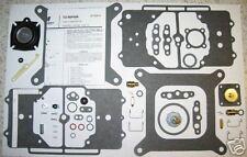 Ford Lincoln Mercury Motorcraft Autolite 4100 Shoebox Carburetor kit 289 390 427
