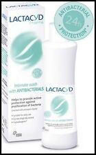 New Lactacyd Intimate Wash With Antibacterials 24H Prevent Infections 250 ml