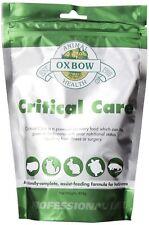 Oxbow Critical Care Premium Recovery Original Assist-Fedding Formula 454g