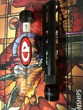 Custom Products Tactical Paintball Barrel Shroud+Adapter+long bolt-Dust Black