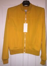 Maison Margiela Men's Orange Bomber Jacket IT 50, UK 40