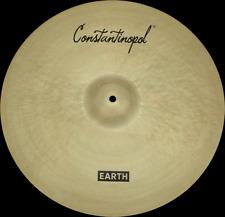 "Constantinopol EARTH ROCK CRASH 18"" - B20 Bronze - Handmade Turkish Cymbals"