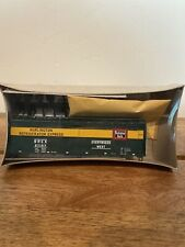 HO Scale Athearn 1610 40' Burlington Reefer Express BREX  #67157 Sealed