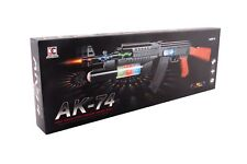 AK-47 Machine Gun Tactical Scope Boys Army Gun Lights Sounds Army Gun Toy