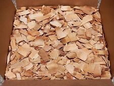 Almond Wood Chips for Bbq, Smoking, Grilling and Cooking - No Pesticides 1 Cu Ft