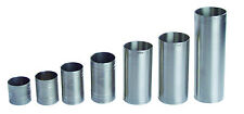 Stainless Steel Thimble Bar Measures for Spirits & Wine | 7 Bar Measures Set