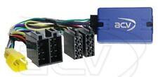 Adapter Lenkradfernbedienung Dacia Duster 2010 bis 2011 für Sony