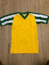 Vintage Russell Athletic 70's Nylon Jersey Size SmallUsa Made