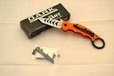 FOX DART TANTO KARAMBIT by Doug Marcaida TRAINING(FOLDING BLADE KNIFE) FX-597 TK