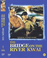 The Bridge on the River Kwai (1957) William Holden DVD