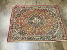 C1930 Vgdy Antique Classic Kashann Esfahaniyan Shadsar 2.4x3.2 Estate Sale Rug