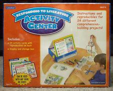 Responding to Literature:  Activity Center (Reproducibles, Activity Cards, etc.)