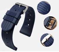 Watch Band Rubber Strap 20mm 22mm For Sharkey Mm300 Sbdx001 012 01 6105 Replace
