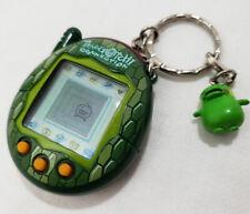 Tamagotchi Connection V3 Green Snake scales snakeskin skin version 3 tama 2004