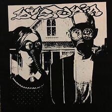 Dystopia Band Back Patch Gas Mask Art Crust Punk Grindcore NEW Metal Hardcore