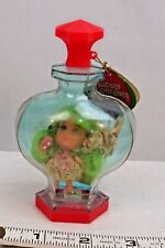 Mattel Lil Kiddles Kologne Bottle Doll With Green Hair 1967 With Tag