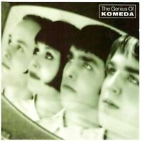 KOMEDA The Genius of Komeda CD Swedish Pop-Rock – Promo Copy on Minty Fresh