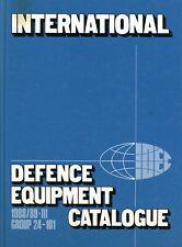 International Defence Equipment Catalogue 1988/89 (IDEC). Volume 3