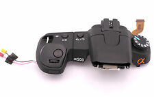 Sony Alpha DSLR A200 Top Cover Unit Assembly Replacement Repair Part