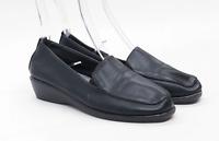 Heavenly Soles Womens UK Size 5 Black Shoes