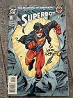DC SUPERBOY (1994) #0 Signed Kesel 1st KING SHARK Cameo SUICIDE SQUAD Movie NM