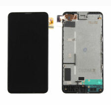 For Nokia Lumia 630 635 RM-974 976 LCD Display Touch Screen Digitizer Frame @ES