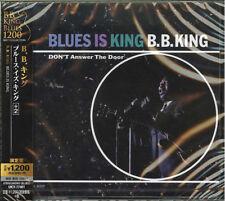 B.B. KING-BLUES IS KING-JAPAN CD BONUS TRACK Ltd/Ed C15