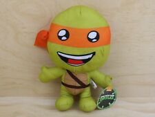 2016 Teenage Ninja Mutant Turtle Michelangelo 33cm Soft Toy Plush - New