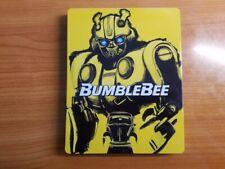 Bumblebee (4K UHD) Best Buy Exclusive SteelBook Edition (No Digital) RARE!