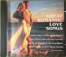 Great Romantic Love Songs by Various Artists (CD, Apr-2007, St. Clair)