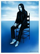Jack White Stripes Poster 11/16/2018 Brooklyn Ny N1 Signed & Numbered #/50