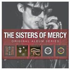 SISTERS OF MERCY - ORIGINAL ALBUM  -5CD