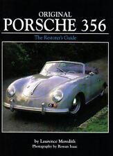 Original Porsche 356 The Restorers Guide 1948-65 Gmund Pre A 356A B C Carrera +