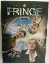 Fringe Saison 3 dvd