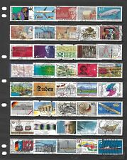 Germany stamp selection (Ref.532a)