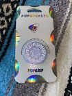 PopSockets Universe Vibes PopGrip Cell Phone Grip & Stand PG-Anahata OW New